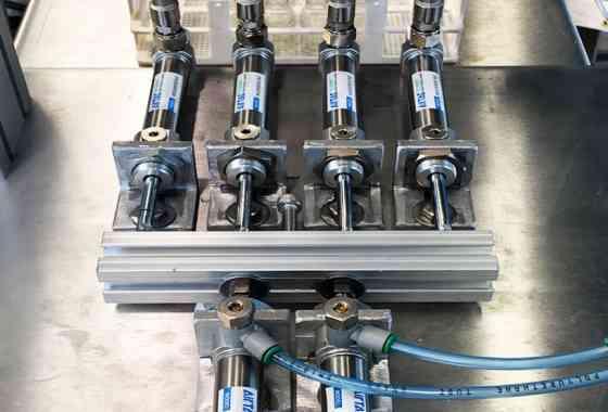 DS-L - Dosatori per Liquidi da 5 cc a 1.000 cc