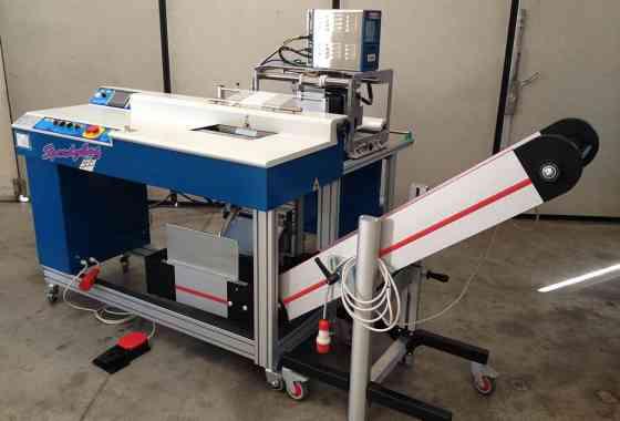 DS-SB500 / DS-SB300 - Confezionatrici automatiche da film tubolare